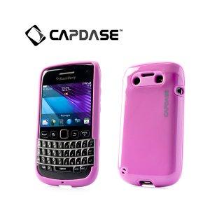 【2層構造のハードケース】 CAPDASE BlackBerry Bold 9790 Polimor Protective Case  Fuchsia