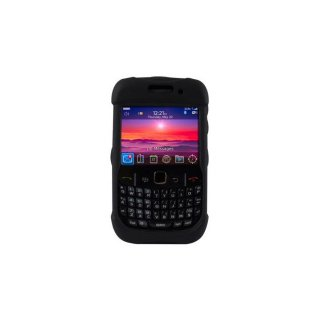 【衝撃に強いソフトケース】 OtterBox BlackBerry Curve 9300 Impact Case Black