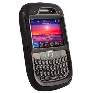 【衝撃に強いケース】 OtterBox BlackBerry Curve 9300 Defender Case with Holster  Black
