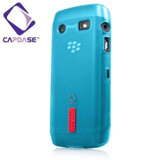 【定番のソフトケース】 CAPDASE BlackBerry Pearl 3G 9100 / 9105 Soft Jacket 2 XPOSE  Blue