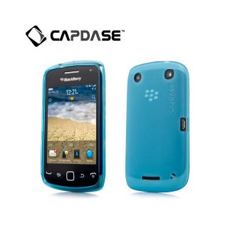 【定番のソフトケース】 CAPDASE BlackBerry Curve 9380 Soft Jacket 2 XPOSE  Blue