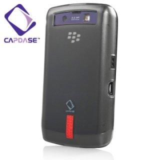 【定番のソフトケース】 CAPDASE Black Berry Storm.2 9520/9550 Soft Jacket 2 XPOSE  Black