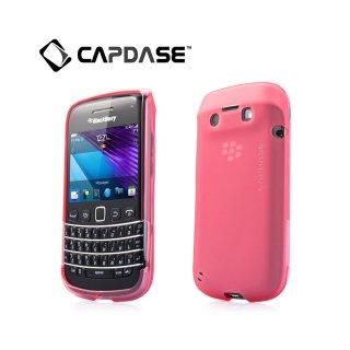【定番のソフトケース】 CAPDASE BlackBerry Bold 9790 Soft Jacket 2 XPOSE  Red