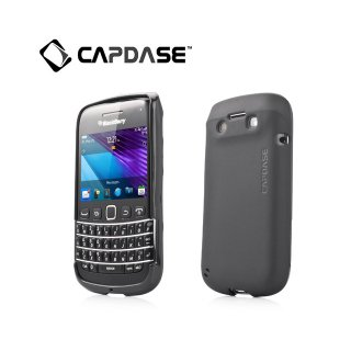 【定番のソフトケース】 CAPDASE BlackBerry Bold 9790 Soft Jacket 2 XPOSE  Solid Black