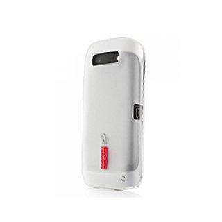 【定番のソフトケース】 CAPDASE BlackBerry Torch 9850/9860 Soft Jacket 2 XPOSE  White