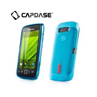 【定番のソフトケース】 CAPDASE BlackBerry Torch 9850/9860 Soft Jacket 2 XPOSE  Blue
