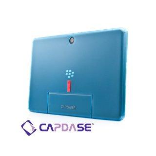 【定番のソフトケース】 CAPDASE BlackBerry PlayBook/PlayBook 4G LTE Soft Jacket 2 XPOSE  Clear Blue