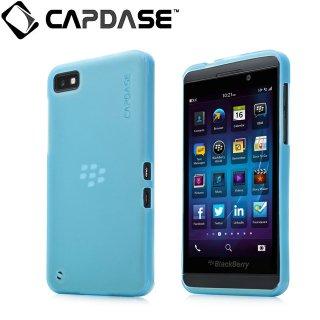 【定番のソフトケース】 CAPDASE BlackBerry Z10 Soft Jacket 2 XPOSE  Blue