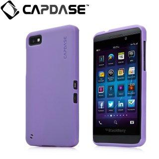 【定番のソフトケース】 CAPDASE BlackBerry Z10 Soft Jacket 2 XPOSE  Solid Purple