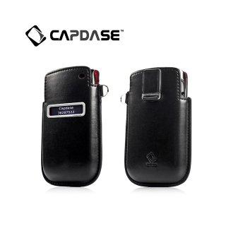 【ポケットタイプケース】 CAPDASE BlackBerry Bold 9790 Smart Pocket Callid  Black / Red