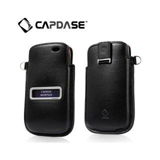 【ポケットタイプケース】 CAPDASE BlackBerry Torch 9850/9860 Smart Pocket Callid  Black/Red