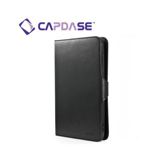 【スタンド機能付きケース】 CAPDASE BlackBerry PlayBook/PlayBook 4G LTE Flip Jacket  Black