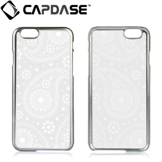 【iPhone6s/6 ケース レースのようなデザイン】 CAPDASE iPhone 6s Karapace Jacket Mystery A2   (スリーブケース付き)