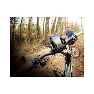 【スマホを自転車に簡単に装着可能にする】CAPDASE バイク・マウントホルダー・ストラップバージョン