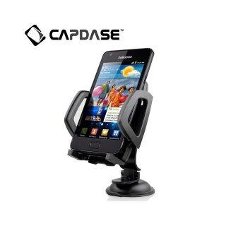 【省スペース型ホルダー】CAPDASE ミニカーマウントホルダーレーサー あなたの愛車にスマートフォンを。