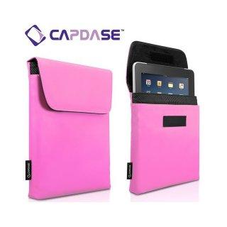 【9〜10インチタブレット用スリーブケース】 CAPDASE iPad 各世代/10.1 Tablet 対応 mKeeper Slek  Pink