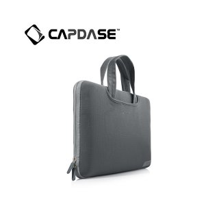 【バッグタイプのケース】 CAPDASE 11インチMacBook Air 対応 ProKeeper Carria  Grey
