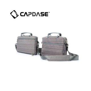【ショルダーバッグになるケース】 CAPDASE MacBook 11インチ対応 mKeeper Shoulder Bag Gento Plus  Grey