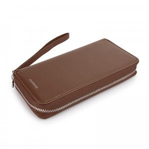【iPhone 6s ケース ポーチタイプ】 CAPDASE iPhone6s/6 Organizer Wristlet Compact  Brown