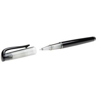 【スタイラス機能の付いたキャップ式ボールペン】 Kensington Virtuoso Metro Pen and Stylus  Black