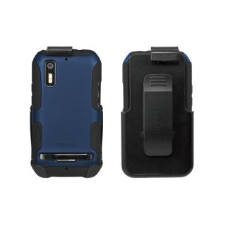 【ホルスターセットのハードケース】 SEIDIO au MOTOROLA PHOTON ISW11M Active Case Holster Combo  Blue