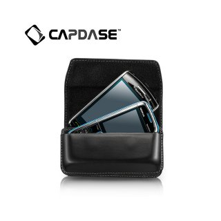 【ホルスタースタイルの革ケース】 CAPDASE KLIP HOLSTER Doubo 116A