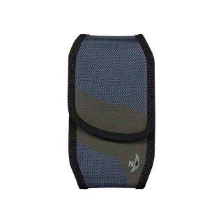 【小さめのスマートフォン対応のケース】 Nite Ize Tone Phone Case Magnetic Closure Medium  Slate