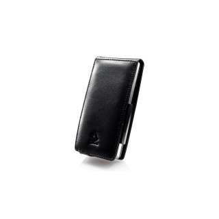 CAPDASE HTC Touch Diamond 2 Flip-top (縦開き) レザーケース(牛革)