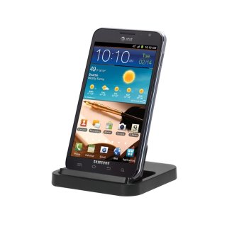 【SAMSUNG純正充電スタンド】 GALAXY Note GT-N7000 Desktop Dock with Charger