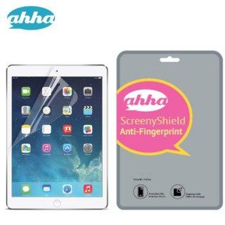 【指紋や脂が付きにくい】 ahha iPad Air 用液晶保護フィルム モンシールド アンチフィンガープリント