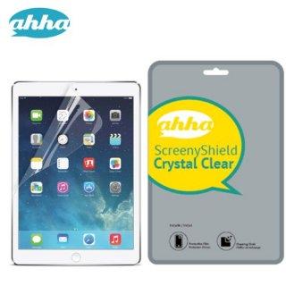 【ノーマルタイプの液晶保護フィルム】 ahha iPad Air 用液晶保護フィルム モンシールド クリアー
