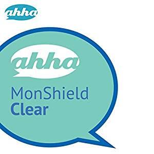 【ノーマルタイプの液晶保護フィルム】 ahha ASUS ZenFone 5 MonShield Clear 液晶保護フィルム モンシールド クリアー