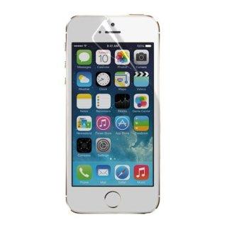 【透明度の高い】 ahha iPhone SE/5s/5 用液晶保護フィルム モンシールド クリスタル・クリアー
