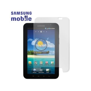 【SAMSUNG純正 液晶保護フィルム3枚セット】Samsung GALAXY Tab SC-01C Anti-Glare Screen Protector  3 Pack