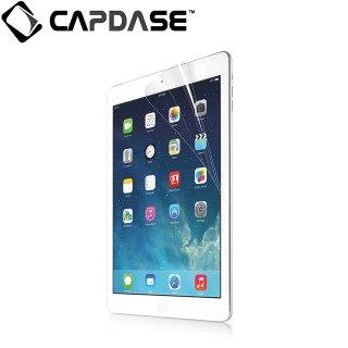 【人気の液晶保護フィルム】CAPDASE iPad Air ScreenGuard Klia 「ハイパー・クリアー」