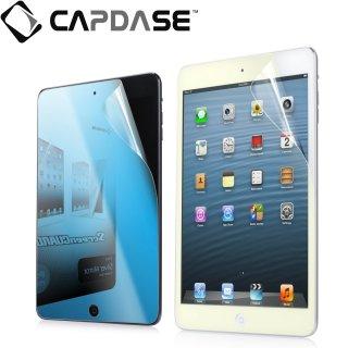 【ミラーになる液晶保護フィルム】 CAPDASE iPad Air ScreenGuard mira Blue 「ブルーミラー」