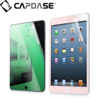 【ミラーになる液晶保護フィルム】CAPDASE iPad Air ScreenGuard mira Green 「グリーンミラー」