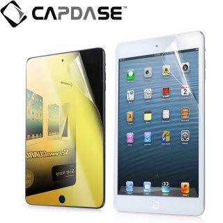 【ミラーになる液晶保護フィルム】CAPDASE iPad Air ScreenGuard mira Gold  「ゴールドミラー」