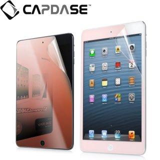 【ミラーになる液晶保護フィルム】CAPDASE iPad Air ScreenGuard mira Red  「レッドミラー」