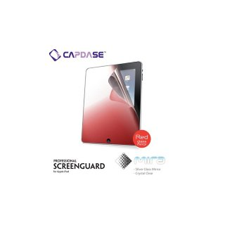 CAPDASE iPad (第1世代) ScreenGuard mira red 「レッド・グラス・ミラー」 液晶保護フィルム