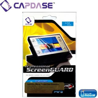 CAPDASE DELL Streak / SoftBank 001DL ScreenGuard Gold mira 「ゴールドミラー」 液晶保護フィルム