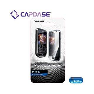 CAPDASE au ISW12HT / HTC EVO 3D ScreenGuard 'Blue Glass Mirror' 液晶保護フィルム