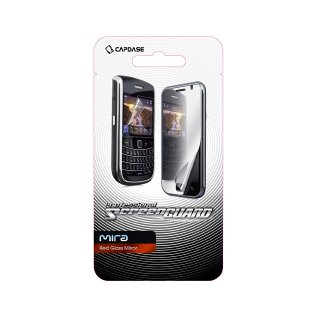 CAPDASE au ISW12HT / HTC EVO 3D ScreenGuard 'Red Glass Mirror' 液晶保護フィルム