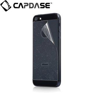 【iPhoneSE/5s/5の背面をフィルムで保護】CAPDASE BodiFender Sparko iPhone SE/5s/5 「ラメ入りタイプ」