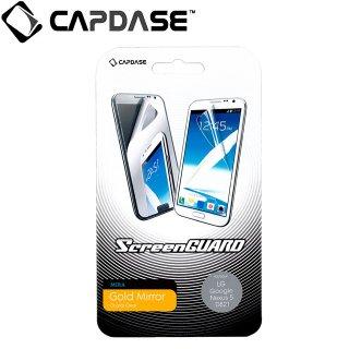 【鏡のようになる液晶保護フィルム】 CAPDASE EMOBILE Nexus 5 Screen Guard Mira Gold 「ゴールドミラー」
