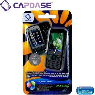 CAPDASE Optimus bright L-07C ScreenGuard ARiS 「光沢タイプ」 液晶保護フィルム