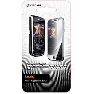 【指紋が付きにくい液晶保護フィルム】 CAPDASE Motorola RAZR / au IS12M ScreenGuard iMAG 「ツヤ消し」