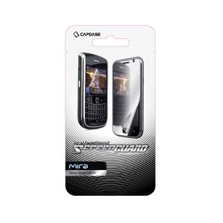 【ミラーになる液晶保護フィルム】 CAPDASE Motorola RAZR / au IS12M ScreenGuard Silver Mirror 「シルバー」