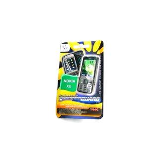 CAPDASE Nokia X6 ScreenGuard iMAG 「ツヤ消しタイプ」 液晶保護フィルム
