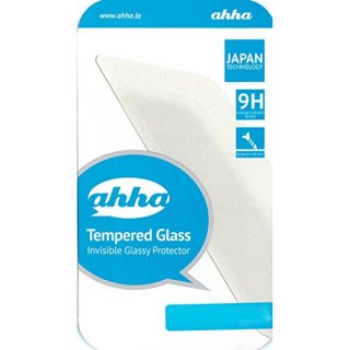 【iPhone 8 Plus/7 Plus/6S Plus/6 Plusの液晶を硬度9Hの強化ガラスで保護!】ahha Invisible Tempered Glass(0.33mm)